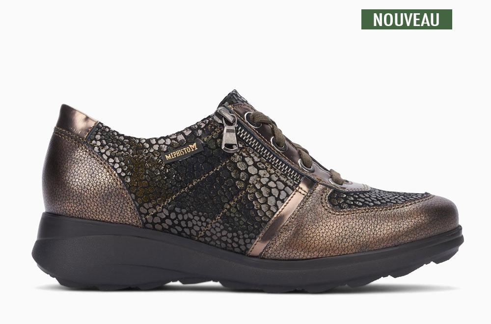 Lyon Nouvelle Mephisto Confortables Collection Chaussures De TqFv0